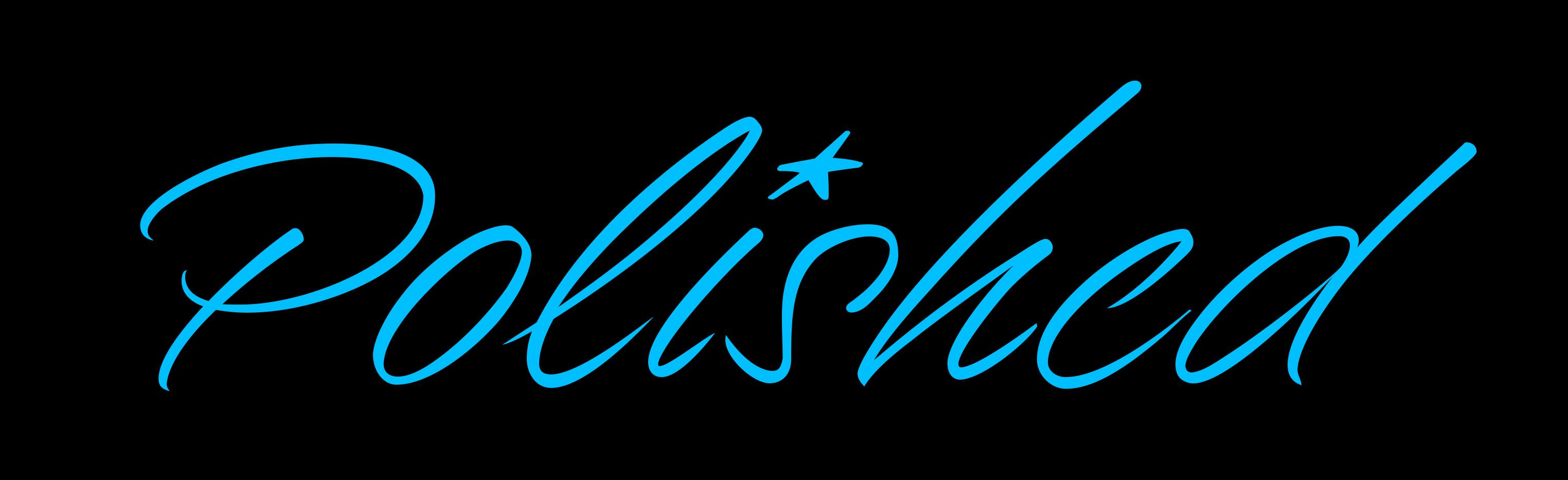 Polished Logo Farbe